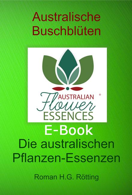 E-book der australischen Blütenessenzen von Australian Flower Essences